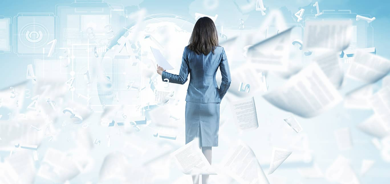 what is document management for small business