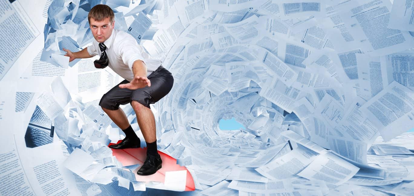 Dokumendihalduse vajalikkus firmas