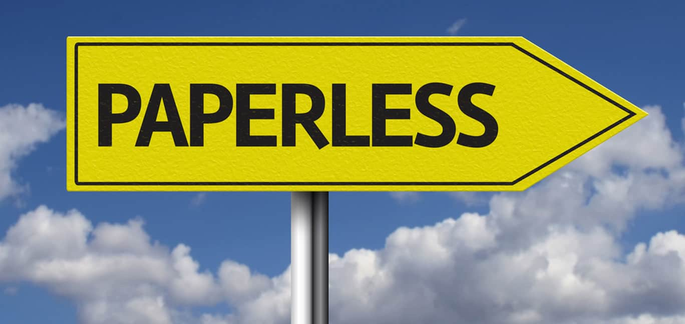 Paperless office software