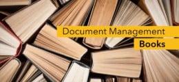 Document management books