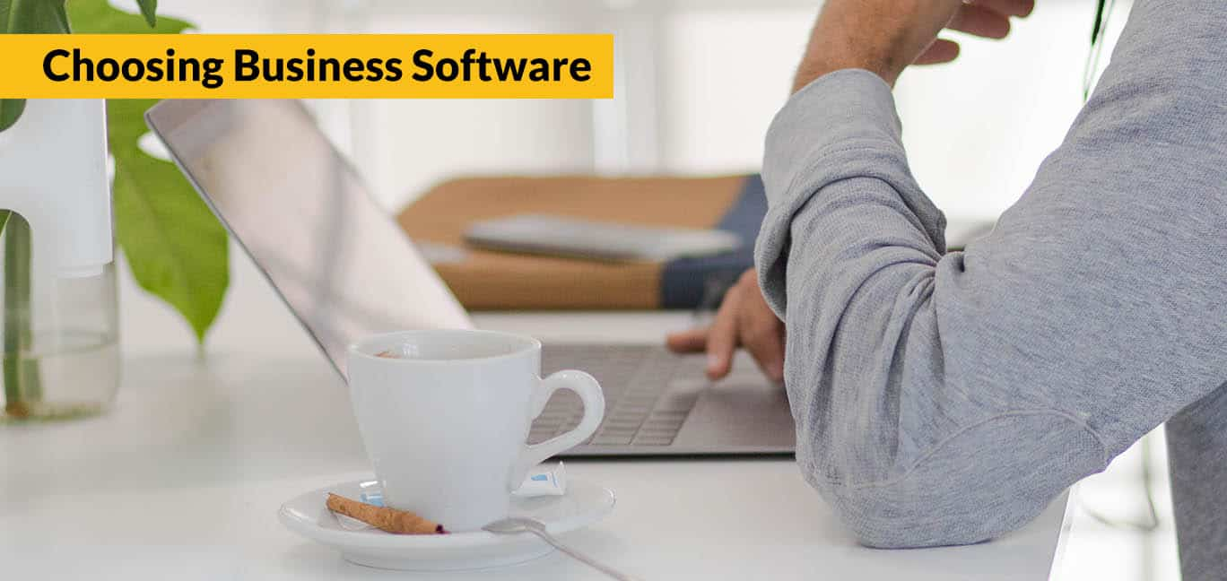 Choosing Business Software Folderit