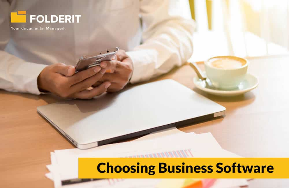 How to Choose Business Software?