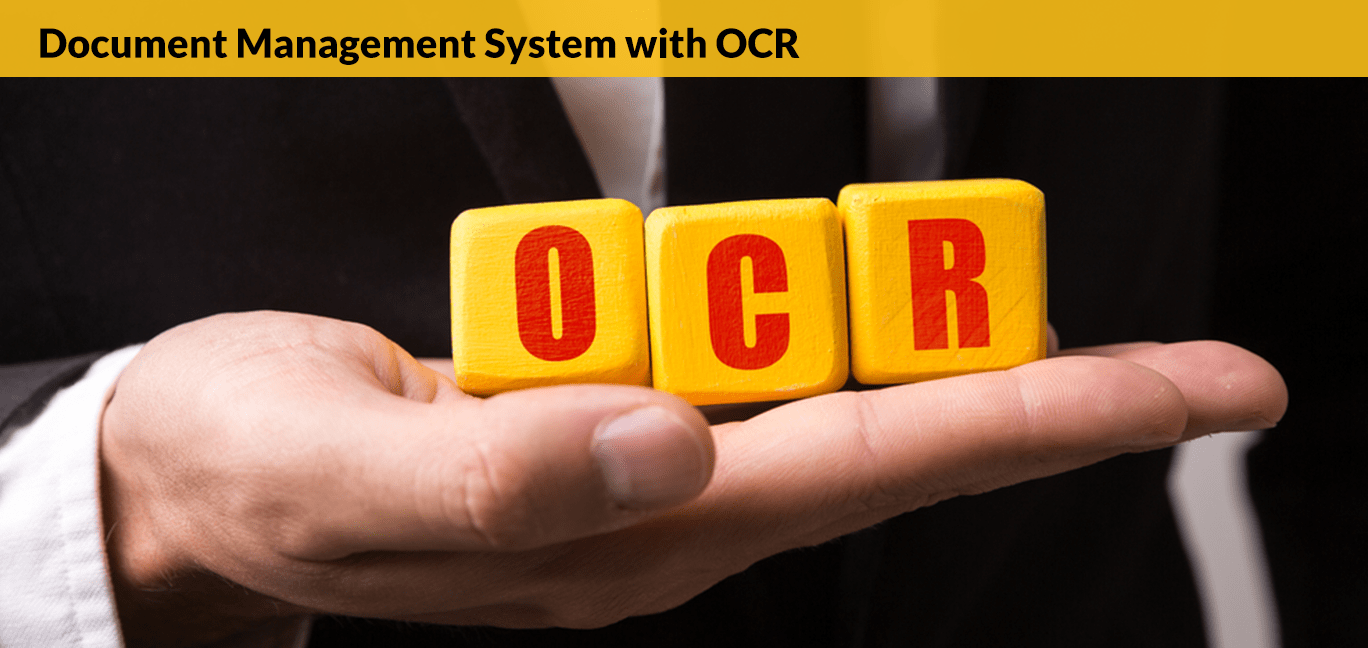 Document Management System with OCR