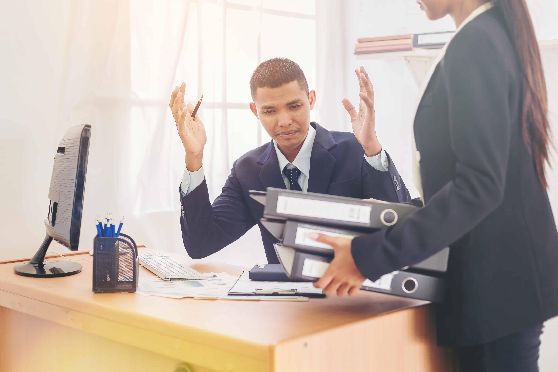 office manager job skills