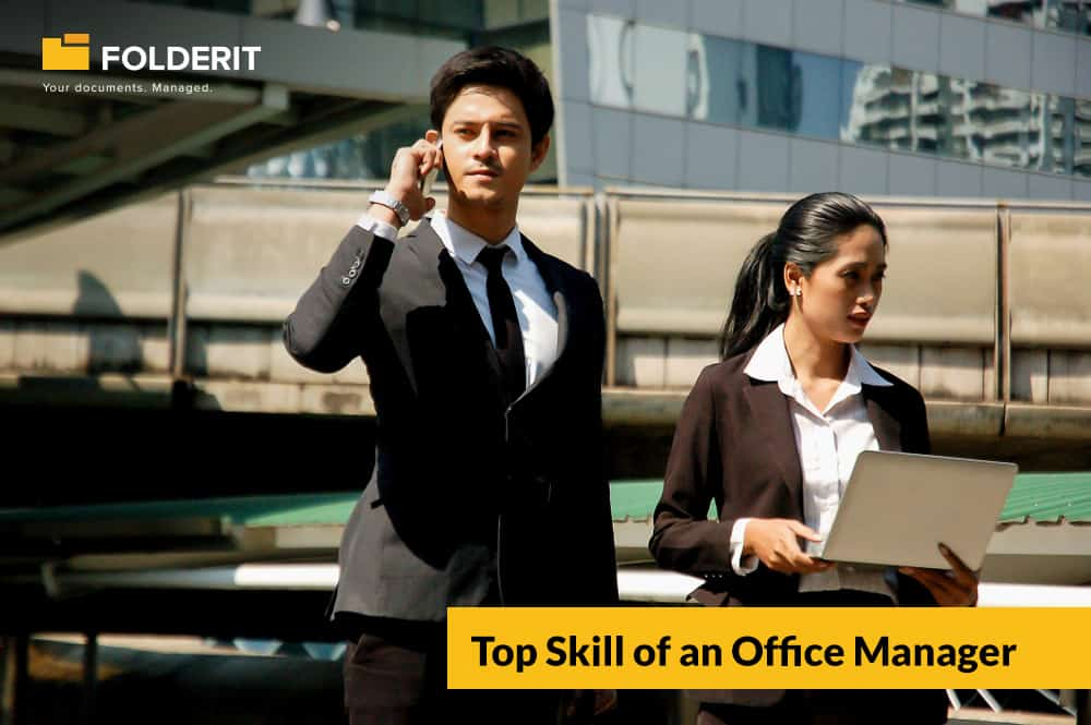 Office manager skills