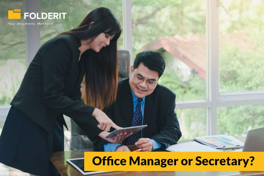 Secretary document management
