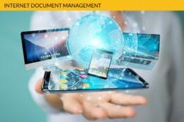 Internet Document Management System