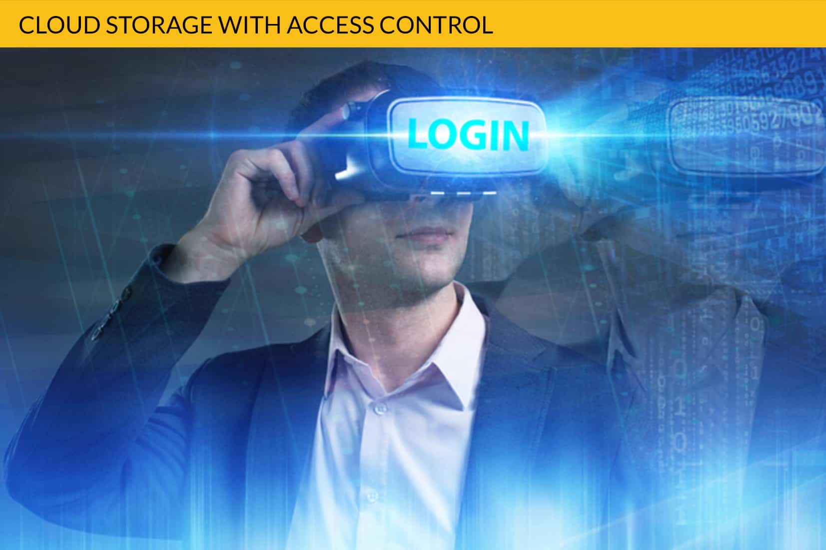 Cloud Storage with Access Control