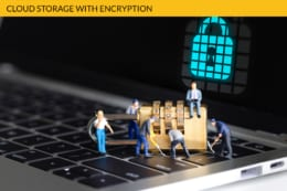 Cloud Storage with Encryption
