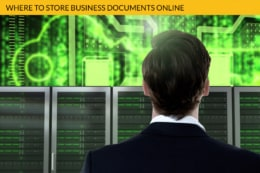 Where to Store Business Documents Online
