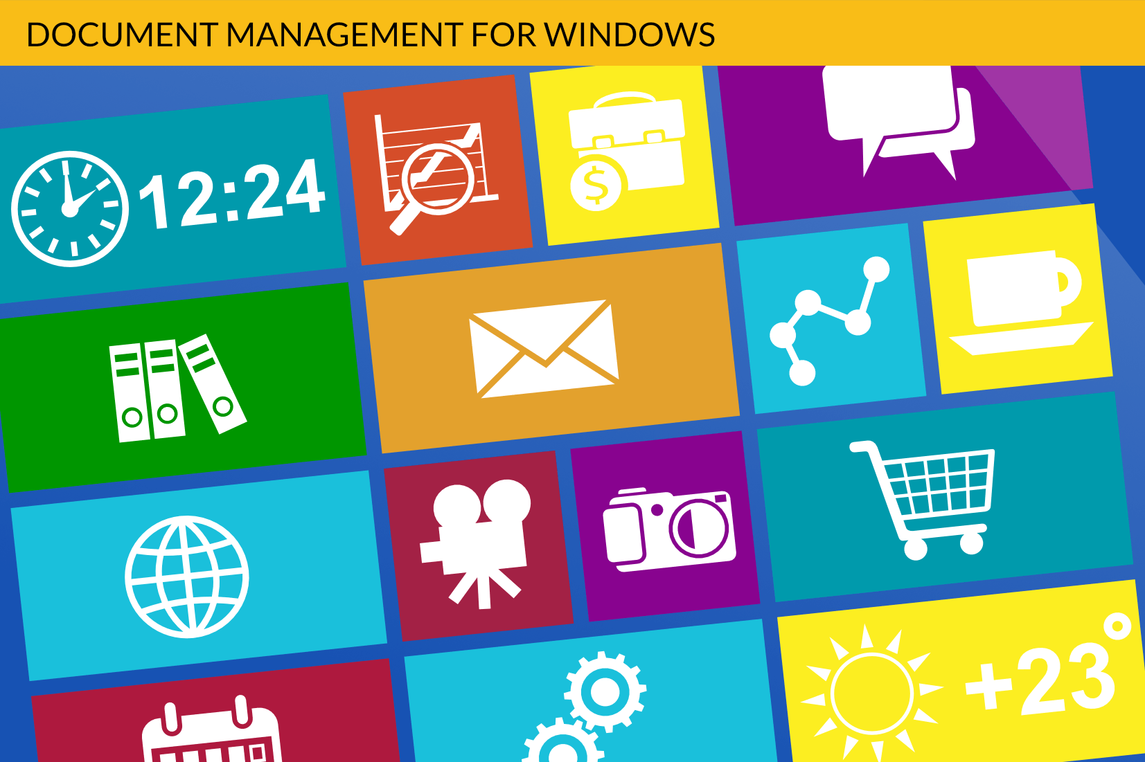 Document management for Windows