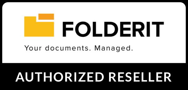 Folderit DMS Reseller Badge