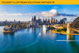 Folderit & Upstream Solutions - Australian DMS