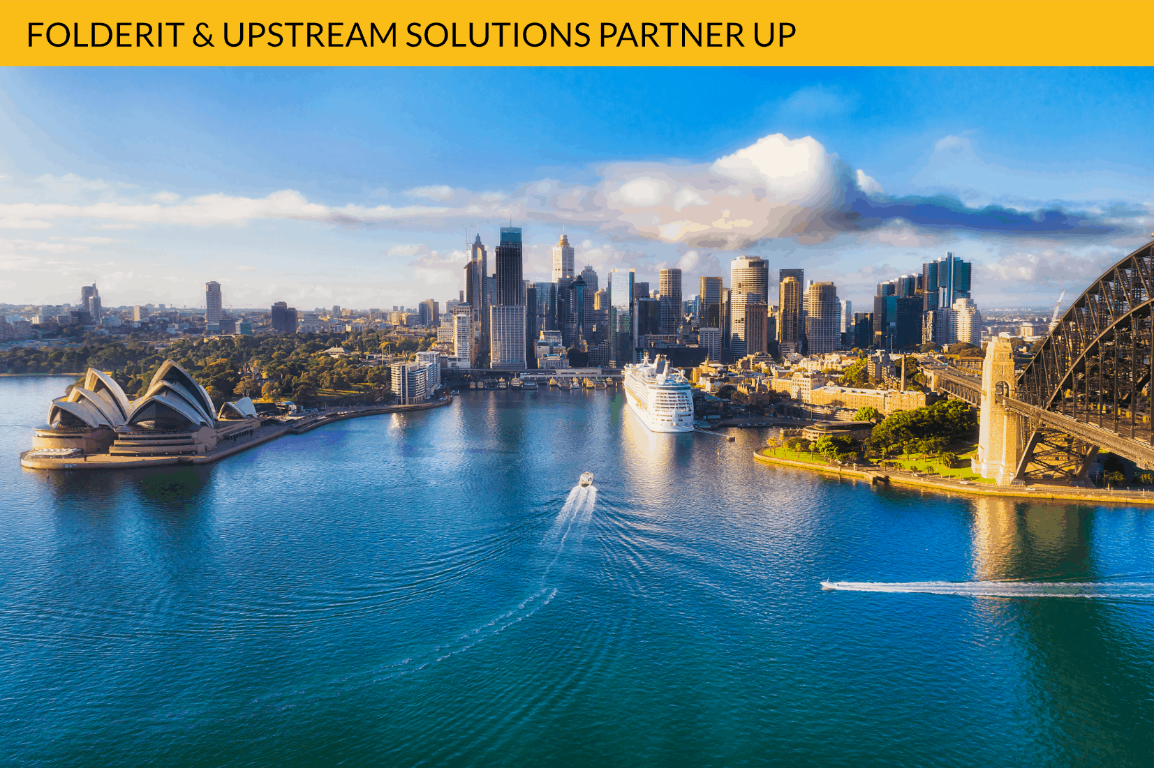 Folderit & Upstream Solutions - Australian DMS