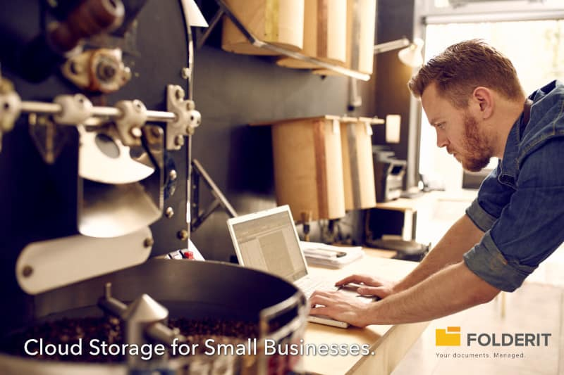Cloud storage for Small Businesses