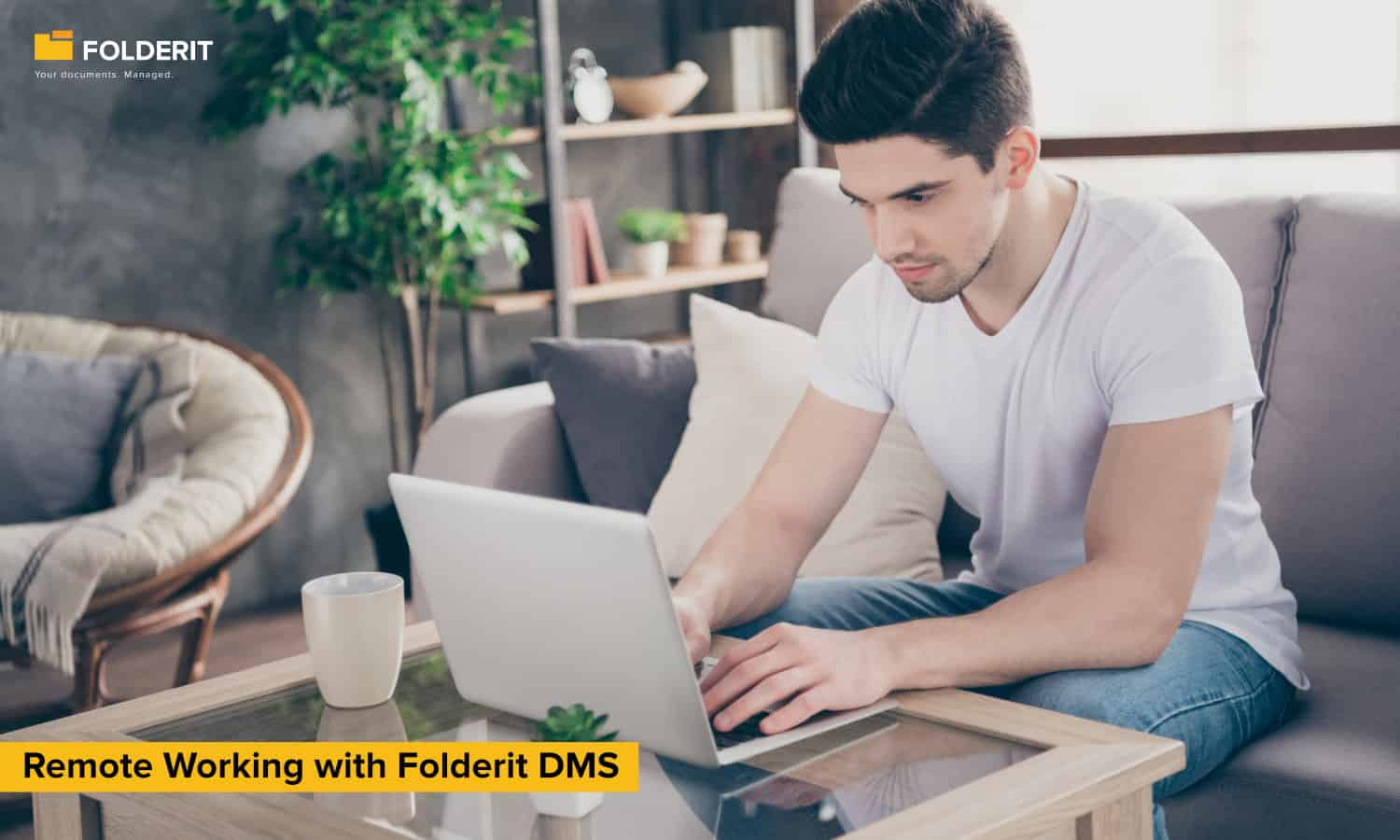 efficient DMS can make traveling unnecessary
